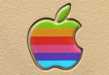 logo apple lisa