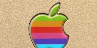 logo apple lisa