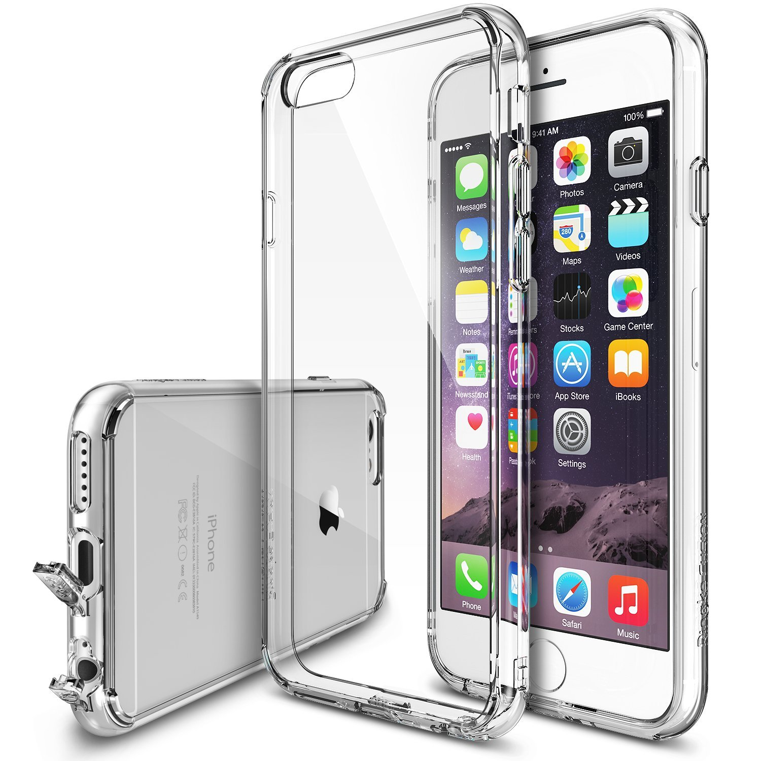 custodia ringke iphone 6