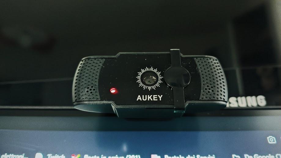 webcam aukey autofocus